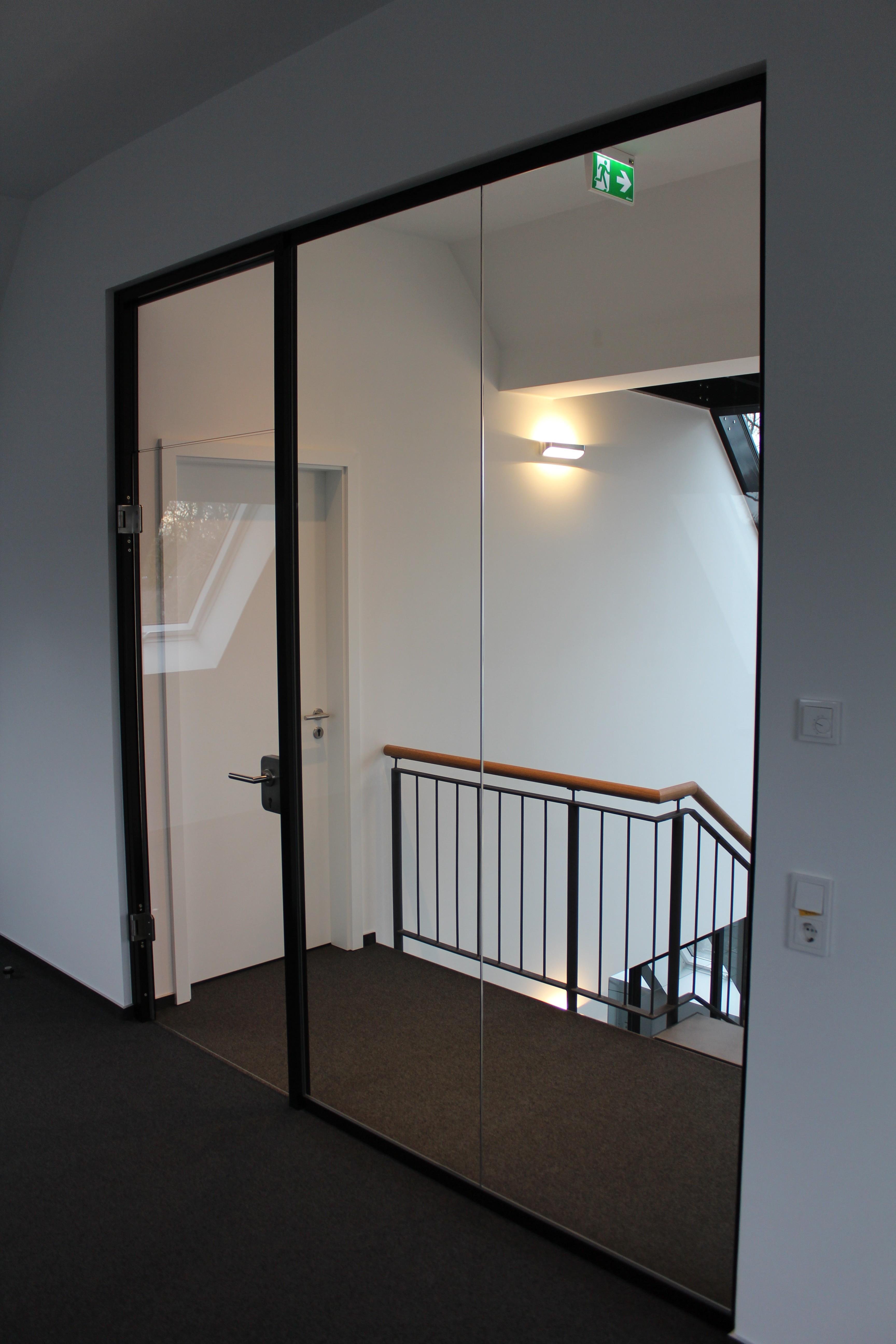 umbau und erweiterung eines b rogeb udes theodor schulte gmbh. Black Bedroom Furniture Sets. Home Design Ideas